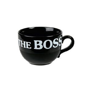 The Boss black - Jumbo