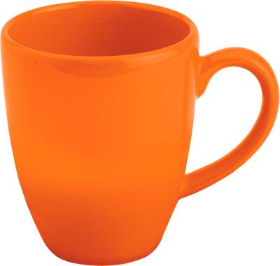 Wellnessmug/oranžový - hrnek (6 ks)