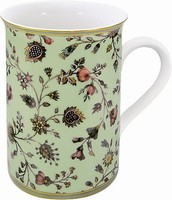 French provincial - rose - mug