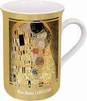 Gustav Klimt - The kiss - mug
