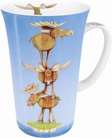 Stacked - elks - mug