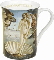 Art Gallery - Botticelli - mug