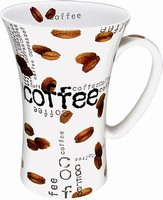 Coffee collage - mega mug