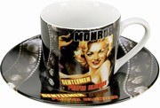 Gentlemen prefer blondes - espresso