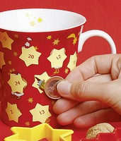 Advent - scratch mug