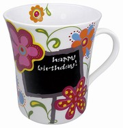 Happy birthday - tropico - mug