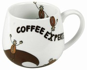 Coffee expert - snuggle mug
