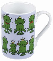 Frogs blue - minipresso
