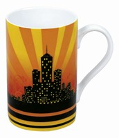 Summer in the city - mug