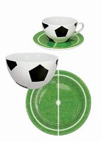 Football - breakfast set