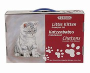 Tiger striped kitten - 3 pieces set