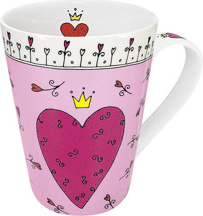Princess of my heart - mug