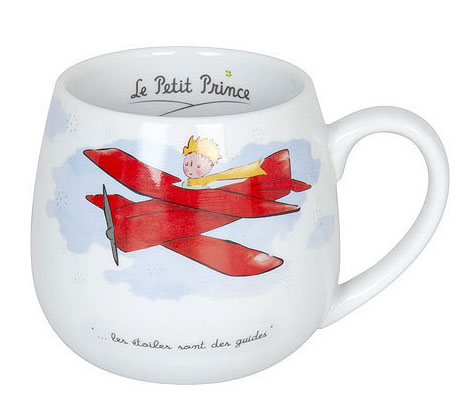 Snuggle mug The little prince Plain