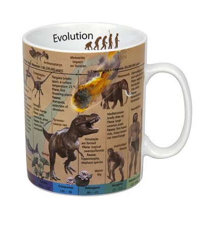 Science/Evolution - Hrnek