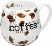 Coffee collage - snuggle mug
