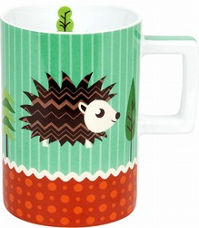Forest animals Hedgehog - Hrnek ježek