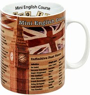 Mini English course - hrnek