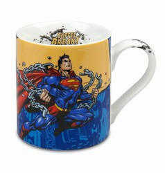 Superman Coffee Break