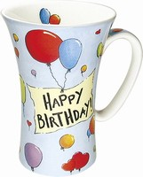 Happy birthday - mega mug