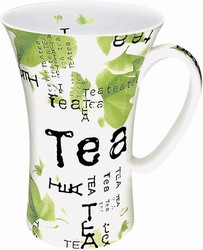 Tea collage - mega mug
