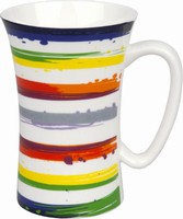 Mega Mug Viva Stripes