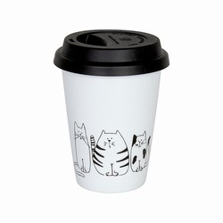 Funny Cats Coffee to Go