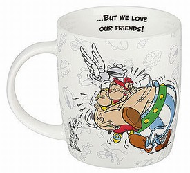 Asterix a Obelix but we love!
