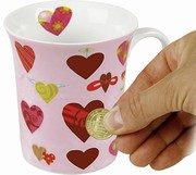 I love you - scratch mug