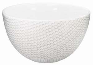 Golf cereal bowl
