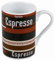 Coffee stripes - minipresso