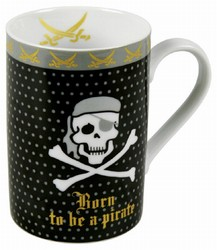 Born to be a pirate - mug