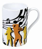 Summer in the club - mug